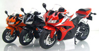 Splendor of models 1:9 F5   CBR 600 rr with alloy motorcycle shock model toy car