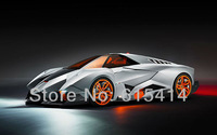 "50 Lamborghini egoista concept car 38""x24"" inch wall Poster with Tracking Number"
