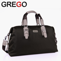 Grego casual handbag large capacity luggage cross-body bag men travel bag one shoulder women's travel bags