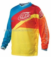 hot sell Free shipping 2013 TLD Motorcycle shirt   Motorcycle jersey cycling jersey T 16
