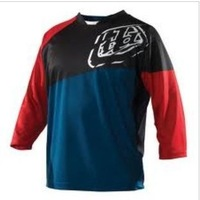 hot sell Free shipping 2013 TLD Motorcycle shirt   Motorcycle jersey cycling jersey T 17