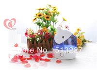 2.5L Humidifier mini new shote humidifier ultrasonic silent air humidifier Free Shipping