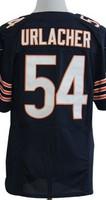 men elite jerseys BRIAN URLACHER #54 american football jersey Stitched Jersey mix order retail&wholesale Free shipping