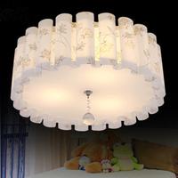 50cm Modern brief crystal lamp ceiling light study light restaurant lamp bedroom lamp child lamps lighting