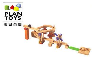 Big toy plan toys series - - track blocks