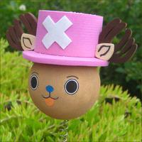 Good Quality Cute  Car aerial ball exterior decoration cartoon doll  Ball Toppers Antenna Ball  free shipping