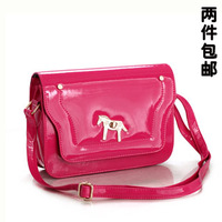 Rose bags 2013 messenger bag one shoulder mini cross-body bag women's handbag handbags fashion bao