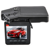 """Clearance Sale F198 Car DVR Video Registrar with 120 Degree View Angle 2.5"""" LCD 6 IR LED Night Vision DVR Car Camera"""