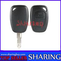 Renault Trafic Vivaro, Nissan Primastar, Opel Movano 2 Button Remote Key Fob Case
