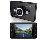 2013 New LCD D6 car dvr HD 1080P car black box with 140 degrees Camera HDMI Recorder