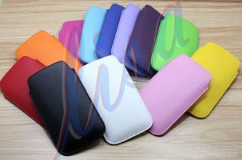 leather case for galaxy s4 mini.high quality pu Mobile phone bag leather case for samsung galaxy s4 mini i9190 .Free shipping #1