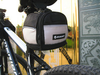 Giant bicycle bag saddle bag hangback bag cushion bag square last package ride tools