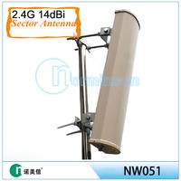 [Manufactory]2.4G outdoor antenna,2.4ghz sector antenna,14DBI