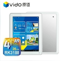 Yuandao N90 FHD RK3188 Quad Core 9.7 inch Tablet PC Retina 2048x1536 Android 4.1 2GB 16GB EMS/DHLfree shipping