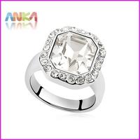 Honestly Ring Made with Swarovski Crystal #96803