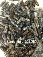 TSB0888  Tibetan 21 eyes agate Dzi beads,38mm, agate dzi loose beads,100 beads