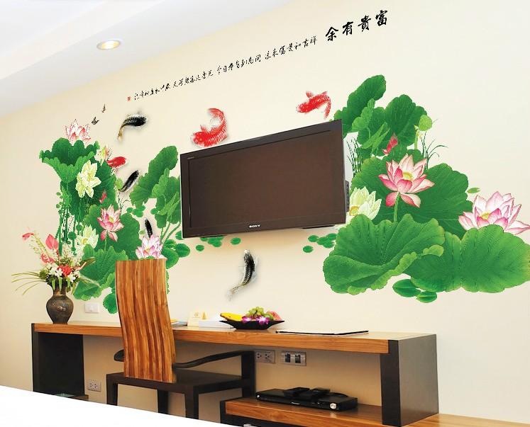 ... background wall home decor paper 60*90 cm 2 pcs/set(China (Mainland