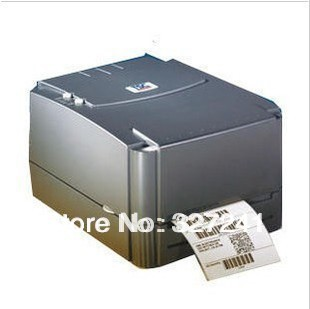 New Original cheaper TSC B-2404 Barcode Printer USB interface port with free shipping by DHL&EMS