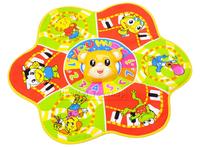 Lovely Bear Baby Crawl Mat Children's Play Mat Musical Play Carpets & Blankets
