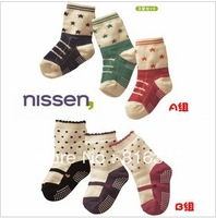 newborn baby winter socks 0-3 years old