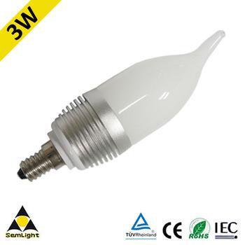 LED CANDLE BULB LIGHT 3W