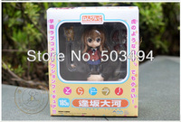 Free Shipping Anime Nendoroid Cute Toradora! Aisaka Taiga PVC Mini Action Figure Toy Doll 10cm