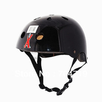Free shipping NEW Skateboarding Helmet Cycling Helmet Skiing Helmet Size Medium black