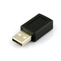 USB A Male to Mini B 5 Pin Female Adapter Converter New