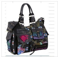 New desigual large bag, shoulder bag, hand bag