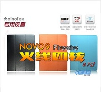 Fast delivery  Original Case for Ainol Novo 9 Firewire Spark Retina IPS AllWinner A31 Quad Core Tablet Free Shipping