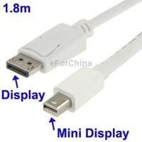 1.8m Display Port to Mini Display Port Cable