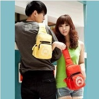 Chest pack female messenger bag women's small bags one shoulder cross-body bag man bag sports