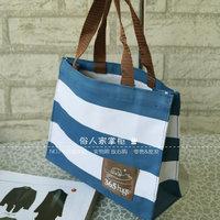 365hugs vivid blue white bag lunch bags lunch bag lunch bag 80