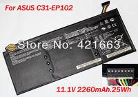 Original  laptop battery FOR Asus Eee Pad Slider EP102 C31-EP102 11.1V 2260mAh /25wh