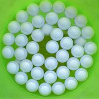 Golf ball golf practice ball floating ball