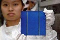 3.90W-4.04W  polycrystalline Solar Cell 156mm*156mm (6')   Two busbar solar cells for make DIY solar panel
