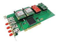 GSM400 2GSM Module+1 FXO+ 1FXS Module