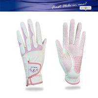 Cabretta leather golf gloves Women's leather gloves golf gloves