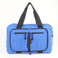 Folding bag fashionable casual outdoor casual bag waterproof nylon travel bag luggage bags
