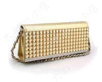 Evening bag fashion handbag women's 2012 Women clutch bag with diamond women's day clutch handbag