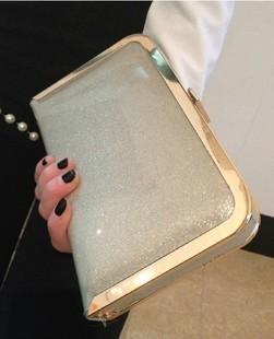 2013 women's summer fashion handbag wallet candy color elegant women's handbag wallet small clutch