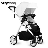 Folding two-way baby stroller baby stroller buggiest light toddler
