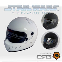 top sell 2013 Starwars motorcycle glazed steel pig helmet atv-2 color