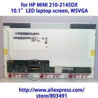 "for HP MINI 210-2145DX laptop , 10.1""  laptop LCD screen, WSVGA 1024x600 pixels"