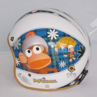inn 2013 Helmet evo motorcycle 309 check white