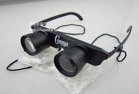 Free Shipping 10 Pcs/Lot Lure outdoor glasses, telescope glasses fishing glasses
