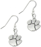 Free Shipping hottest lovely paw pendant Earrings(E102509)