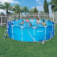 Ultralarge mount type adult swimming pool inflatable paddling pool baby fish tank fishing pool
