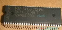 Msp3415g c12fm dip-52