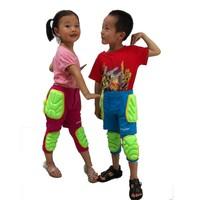 Propro child roller skiing pants hip pad kneepad flanchard 0 - 8 pants drop resistance set